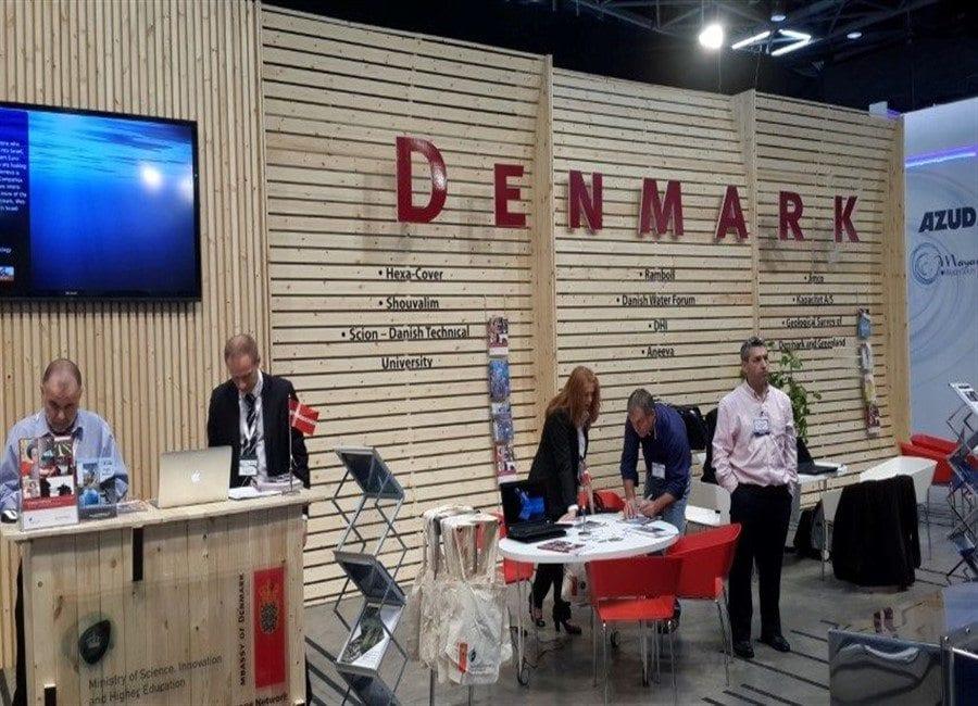 ביתן דנמרק - עיצוב תערוכות