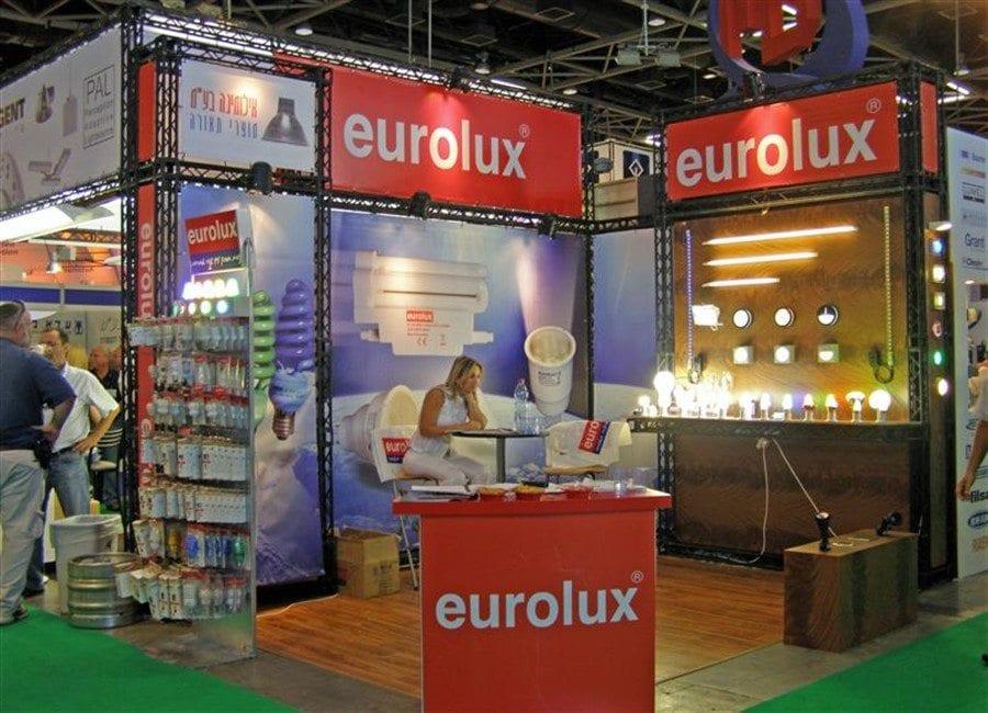 ביתן EUROLUX-עיצוב ביתן