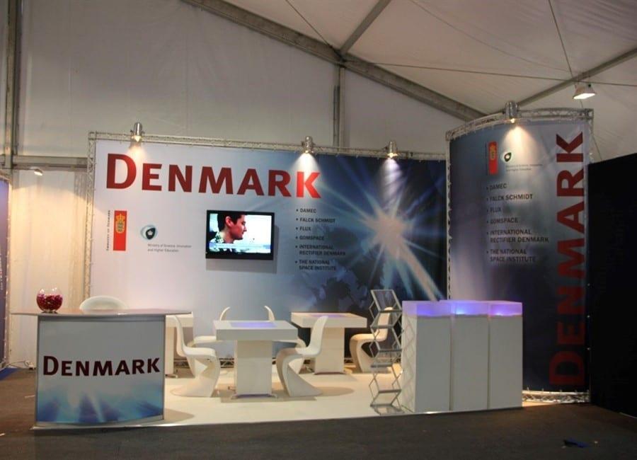 ביתן שגרירות דנמרק-עיצוב ביתן